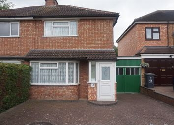 Thumbnail 2 bedroom semi-detached house to rent in Downie Road, Wolverhampton