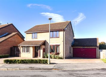 Thumbnail 4 bed detached house for sale in Adwell Drive, Lower Earley, Reading, Berkshire