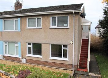 3 bed flat for sale in Dolgoy Close, West Cross, Swansea SA3