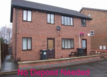 Thumbnail 2 bed flat to rent in 18, Grange Drive, Long Eaton