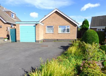 Thumbnail 2 bedroom detached bungalow for sale in Bannels Avenue, Littleover, Derby