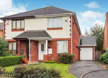 Thumbnail 2 bed semi-detached house for sale in Exbury Way, Nuneaton