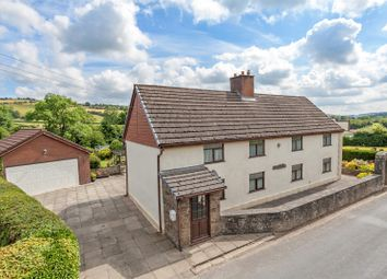 Thumbnail 4 bed detached house for sale in Cwmberris, Felindre, Nr Knighton