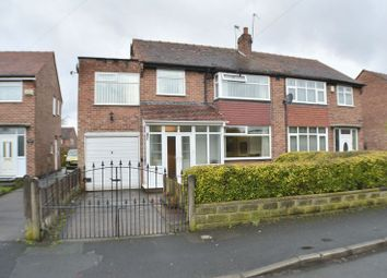 Thumbnail 4 bed semi-detached house for sale in Gloucester Road, Dane Bank, Manchester