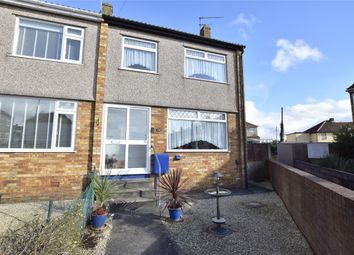 Thumbnail 3 bedroom end terrace house for sale in Kents Green, Bristol
