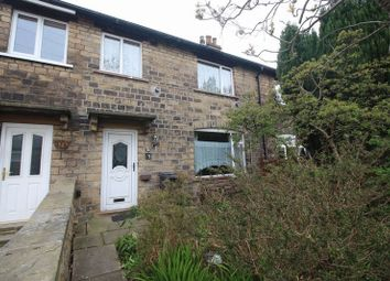 Thumbnail 3 bed terraced house for sale in Victoria Avenue, Elland