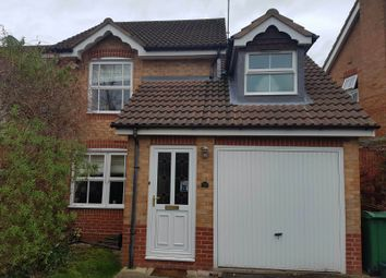 Thumbnail 3 bed semi-detached house to rent in 31 Hornbeam Close, Oadby