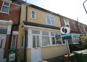 Thumbnail 5 bed terraced house to rent in Francis Avenue, Southsea