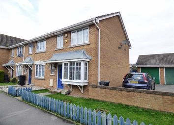 Thumbnail 3 bedroom end terrace house for sale in Wyvern Close, Weston-Super-Mare