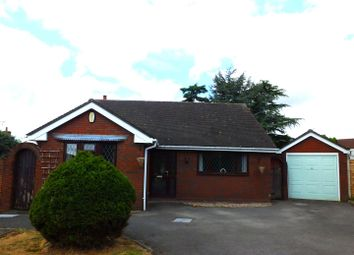 Thumbnail 2 bed detached bungalow to rent in Elwyn Close, Stretton, Burton-On-Trent