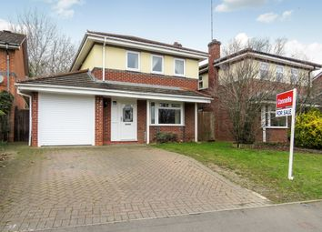 Thumbnail 4 bedroom detached house for sale in Grendon Drive, Rugby