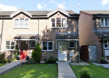 Thumbnail 2 bedroom end terrace house for sale in Westway, Copthorne, Crawley