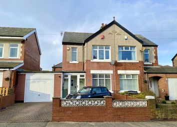 Thumbnail 2 bed semi-detached house for sale in Denbigh Avenue, Fulwell, Sunderland
