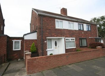 Thumbnail 2 bed semi-detached house for sale in Evesham Road, Park End, Middlesbrough