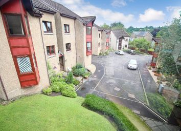 Thumbnail 1 bed flat for sale in Drumcastle Court, Dunblane, Dunblane