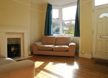 Thumbnail 3 bed terraced house to rent in Mona Road, Sheffield