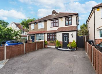 Thumbnail 3 bed semi-detached house for sale in Langley Park Road, Iver, Buckinghamshire