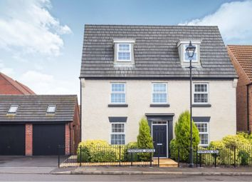 Thumbnail 5 bed detached house for sale in Hampden Way, Sleaford