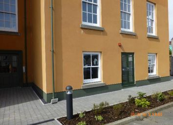 Thumbnail 2 bed flat to rent in Plas Y Milwr, Priory St, Carmarthen