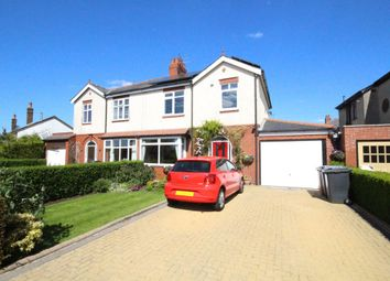 Thumbnail 3 bed semi-detached house to rent in Crookings Lane, Penwortham, Preston