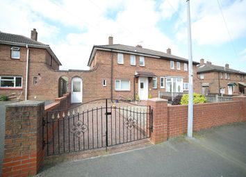 Thumbnail 3 bedroom semi-detached house for sale in Ivor Thomas Road, St. Georges, Telford