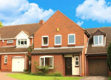 Thumbnail 4 bed detached house to rent in Beaufort Court, West Bridgford, Nottingham