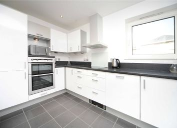Thumbnail 2 bed flat for sale in Basin Approach, London