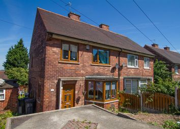 Thumbnail 3 bed semi-detached house for sale in Haywood Close, Rotherham