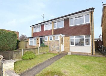 Thumbnail 3 bed semi-detached house for sale in Bramble Road, Leigh-On-Sea, Essex
