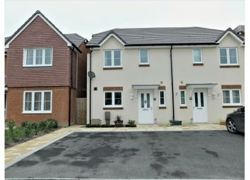 Thumbnail 3 bed semi-detached house for sale in Fellows Gardens, Arundel