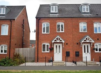 Thumbnail 3 bed semi-detached house for sale in Station Road, Boulevard, Prescot, Merseyside