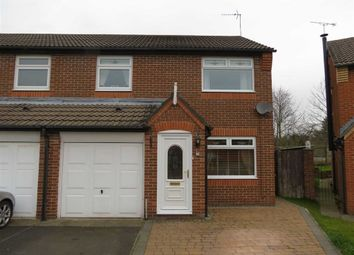 Thumbnail 3 bed semi-detached house for sale in Grousemoor, Mayfield, Washington