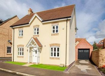 Thumbnail 3 bed detached house for sale in Great Denham, Bedford