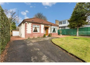 Thumbnail 3 bed bungalow for sale in Urrdale Road, Dumbreck, Glasgow