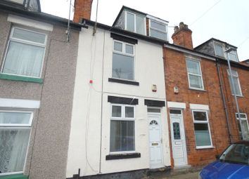 2 bed terraced house for sale in Princes Street, Mansfield, Nottinghamshire NG18