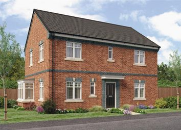 "Thumbnail 4 bed detached house for sale in ""Stevenson"" at Croston Road, Farington Moss, Leyland"