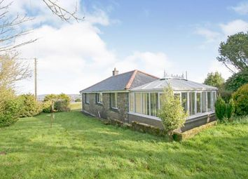Thumbnail 3 bed bungalow for sale in Redruth, Cornwall