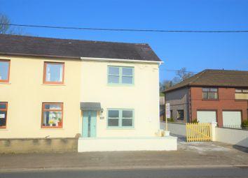 Thumbnail 3 bed semi-detached house for sale in Rhosmaen, Llandeilo