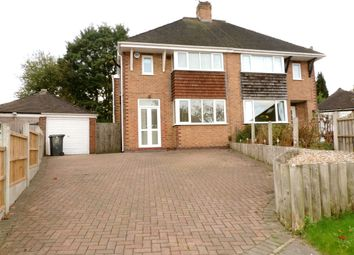 Thumbnail 3 bedroom semi-detached house to rent in Clumber Grove, Clayton, Newcastle Under Lyme