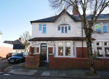 4 bed end terrace house for sale in Cornerswell Road, Penarth CF64