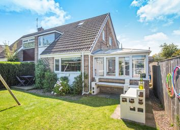 Thumbnail 6 bedroom semi-detached bungalow for sale in Gorsedale, Sutton-On-Hull, Hull