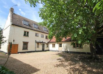 Thumbnail 5 bedroom detached house for sale in Sun Street, Isleham, Ely