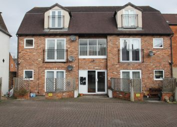 Thumbnail 1 bedroom flat to rent in The Coach House, Barton Street, Tewkesbury
