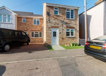 Thumbnail 3 bed end terrace house for sale in Ashburnham Road, Ramsgate