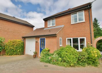 Thumbnail 3 bed detached house for sale in Priors Drive, Old Catton, Norwich