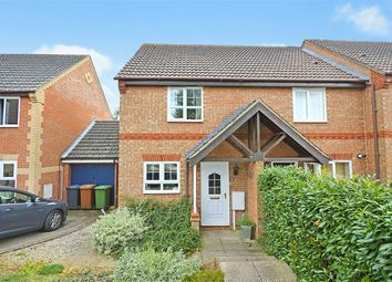 Thumbnail 2 bedroom end terrace house to rent in Park Close, Earls Barton, Northampton