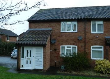 Thumbnail 1 bed flat to rent in Cowslip Bank, Basingstoke