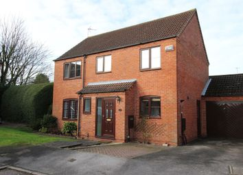 Thumbnail 4 bed detached house to rent in Lingfield Close, Mansfield