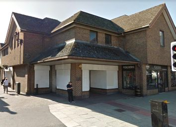 Thumbnail Retail premises to let in West Street, Dunstable