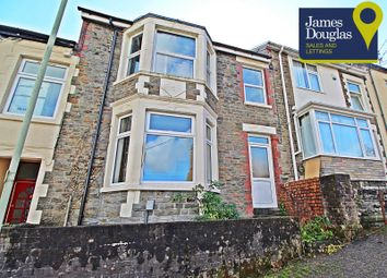 Thumbnail 4 bed terraced house for sale in Stow Hill, Treforest, Pontypridd, Rhondda Cynon Taff